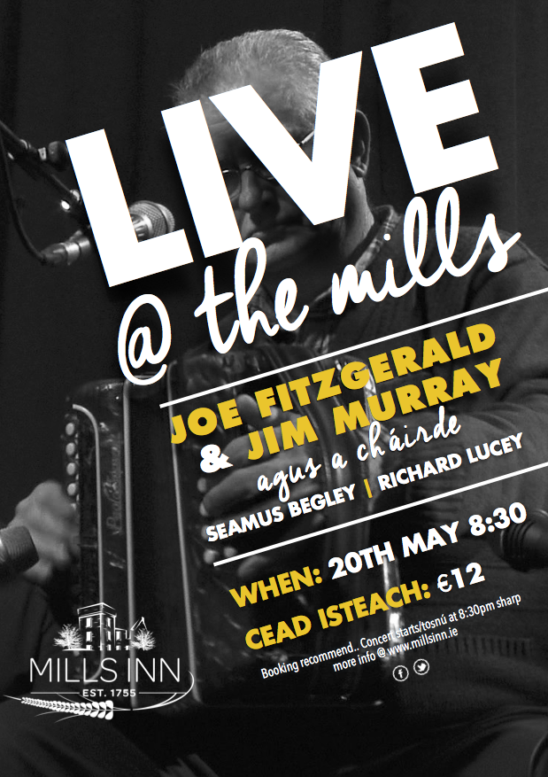 Live at The Mills Joe Fitzgerald & Jim Murray