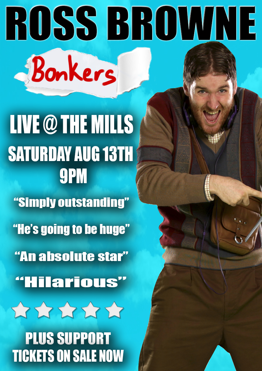 Ross Browne Live At The Mills