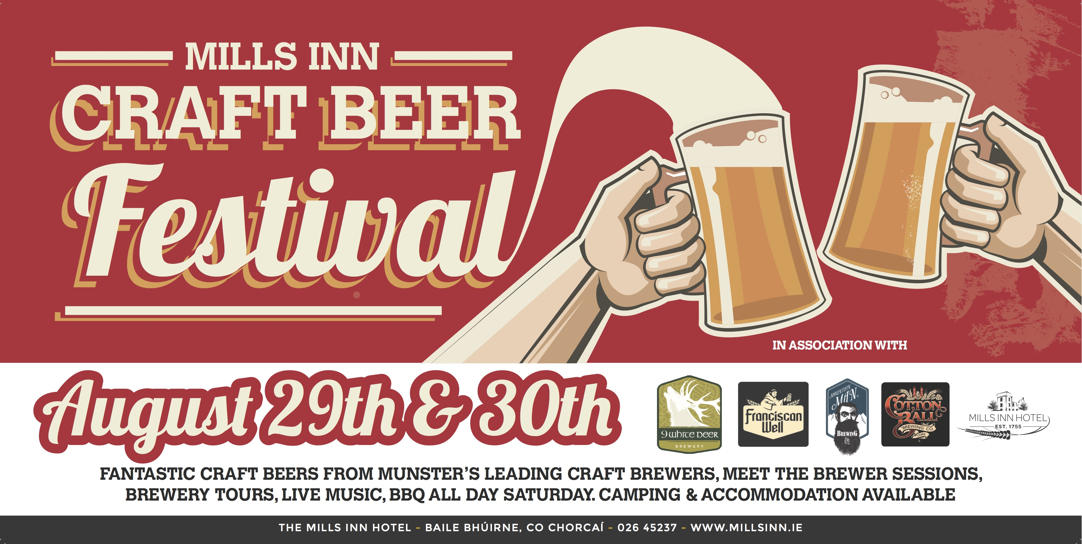 Mills Inn Craft Beer Festival