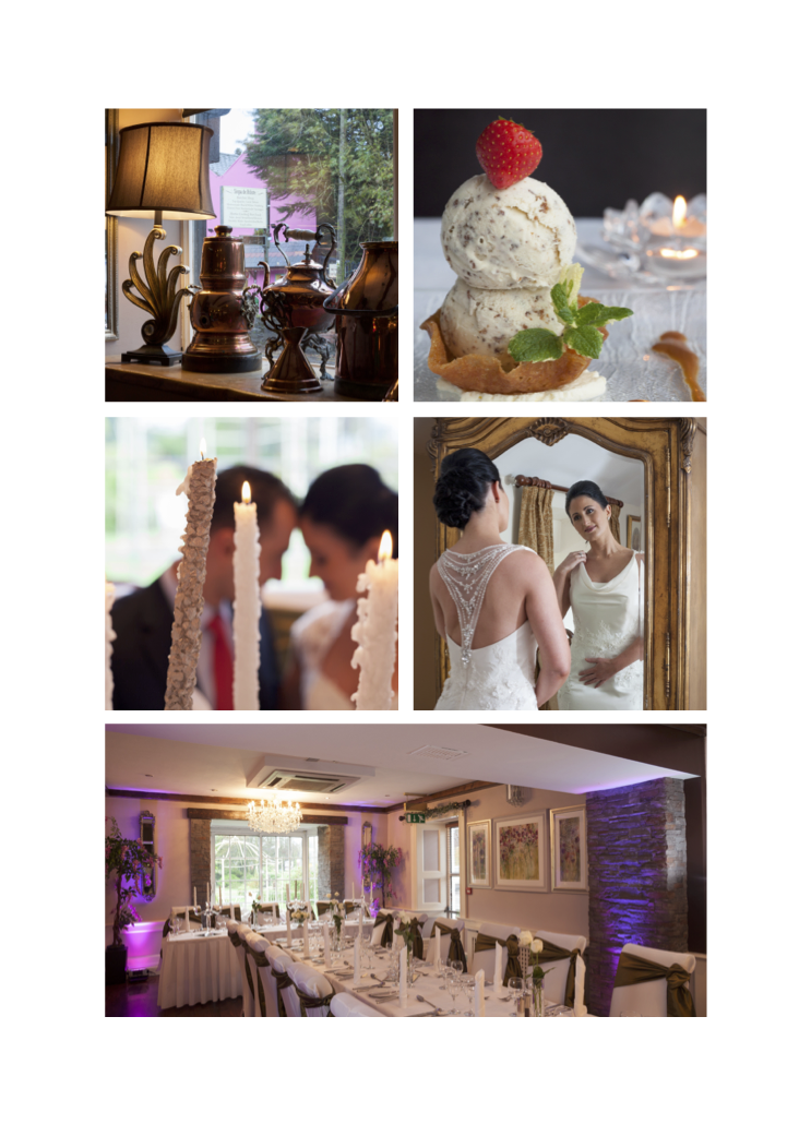 The Mills Inn Weddings